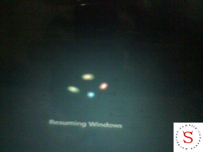 6. Booting ke windows