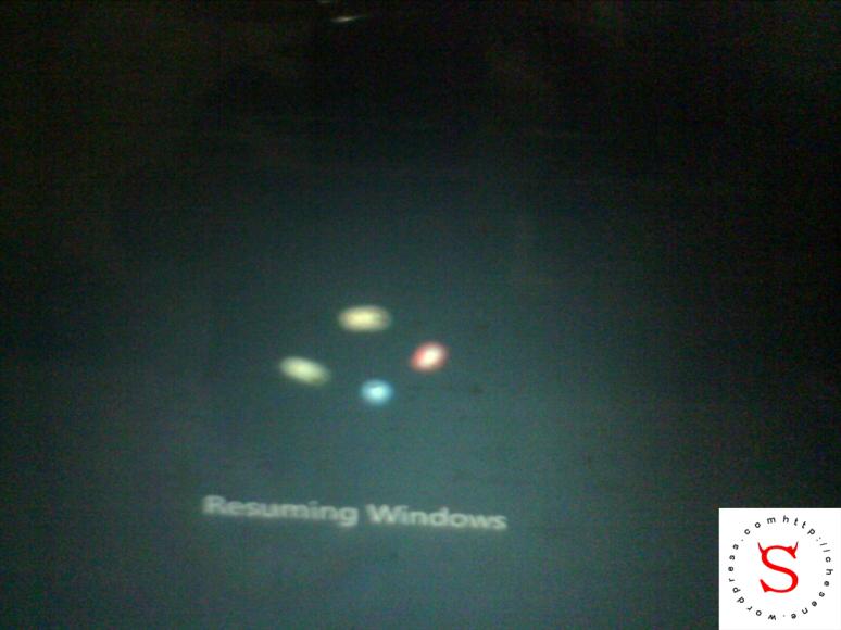 6. Booting ke windows