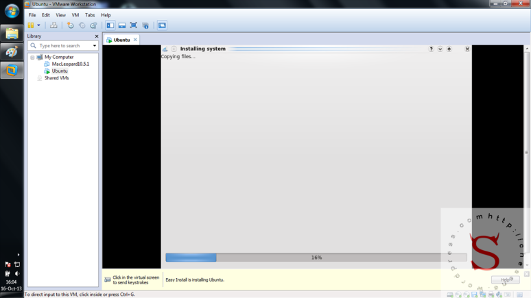 install kubuntu